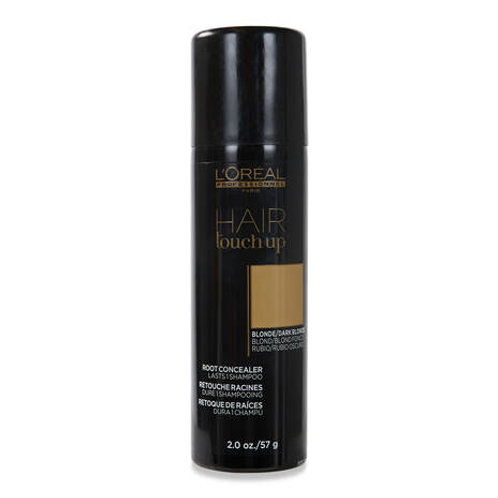 L'Oreal Professional Hair Touch Up Root Concealer 2oz - Blonde/Dark Blonde