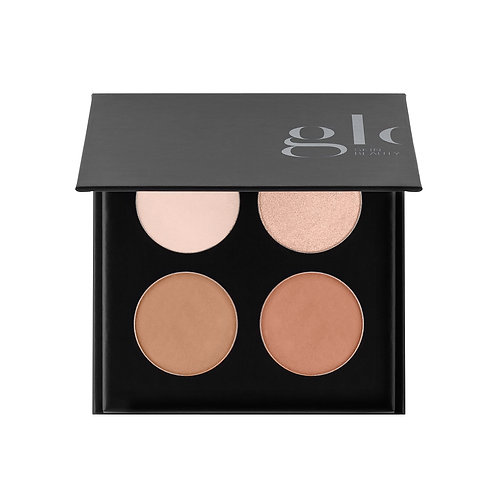 glo Mineral Makeup Contour Kit - Fair to Light