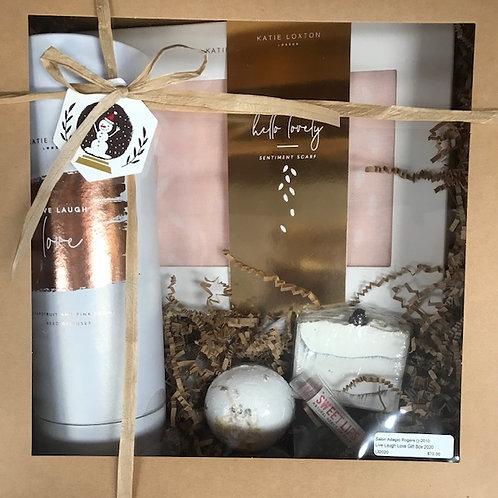 Adagio Celebration Gift Box - Live Laugh Love