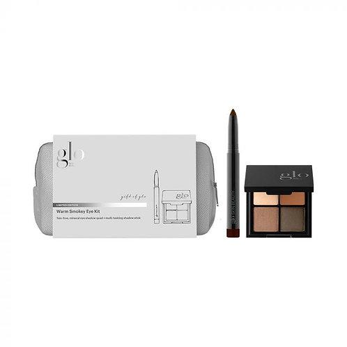 glo Mineral Makeup Warm Smokey Eye Kit