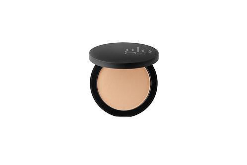 glo Mineral Makeup Pressed Base - Honey Light