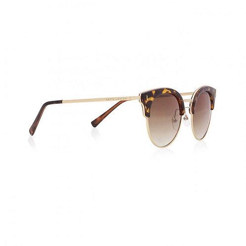 Katie Loxton Sunglasses - Sicily Tortoiseshell