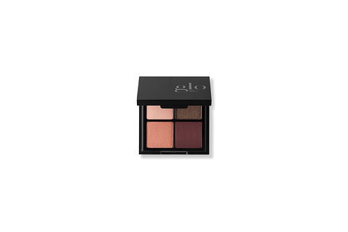 glo Mineral Makeup Eye Shadow Quad - Rebel Angel