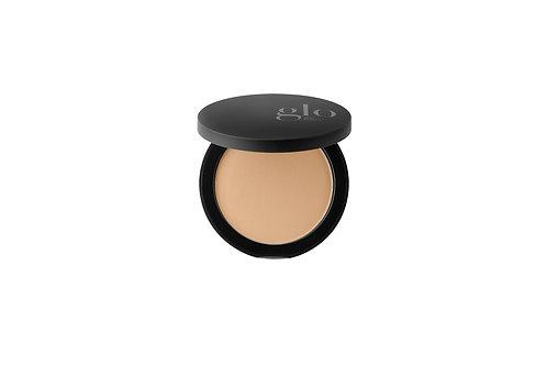 glo Mineral Makeup Pressed Base - Honey Medium