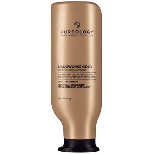 Pureology Nano Works Gold Conditioner 9oz