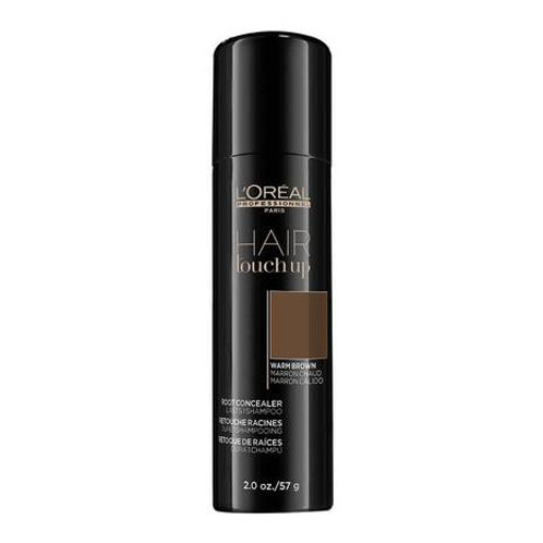 L'Oreal Professional Hair Touch Up Root Concealer 2oz - Warm Brown
