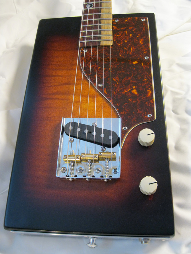 Harden Engineering Diddleycaster