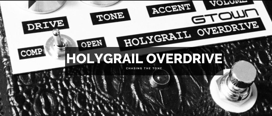 G Town Holy Grail Overdrive