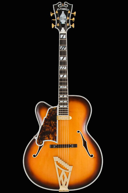 Lefthanded D'Angelico replica