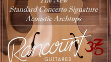 Rancourt Guitars New Addition