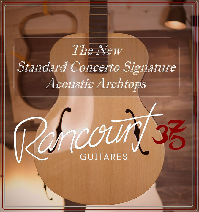 Rancourt Guitars New Addition