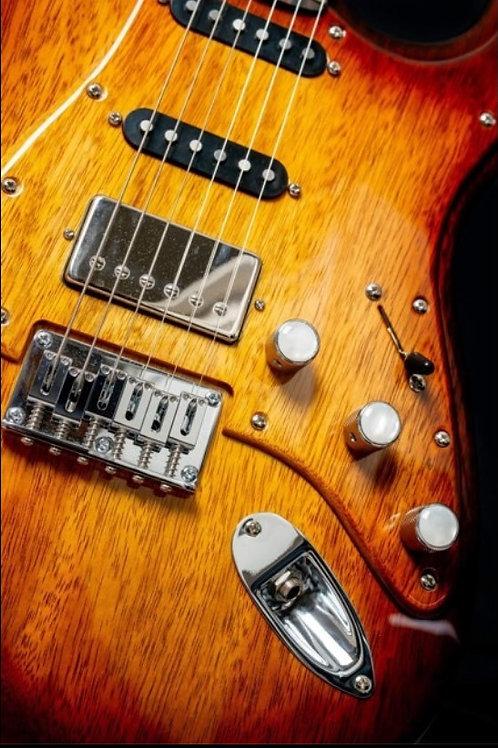 Lewis Trower Custom Guitars Classic S