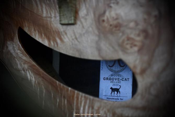 Jacky Walraet Groove Cat Deluxe
