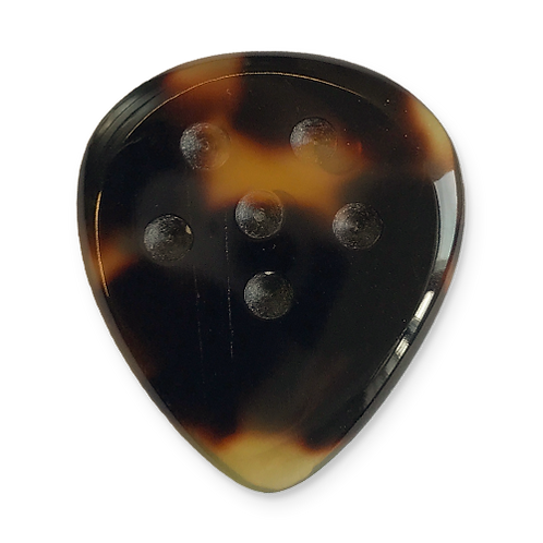 The Big Jazz hanmade plectrum