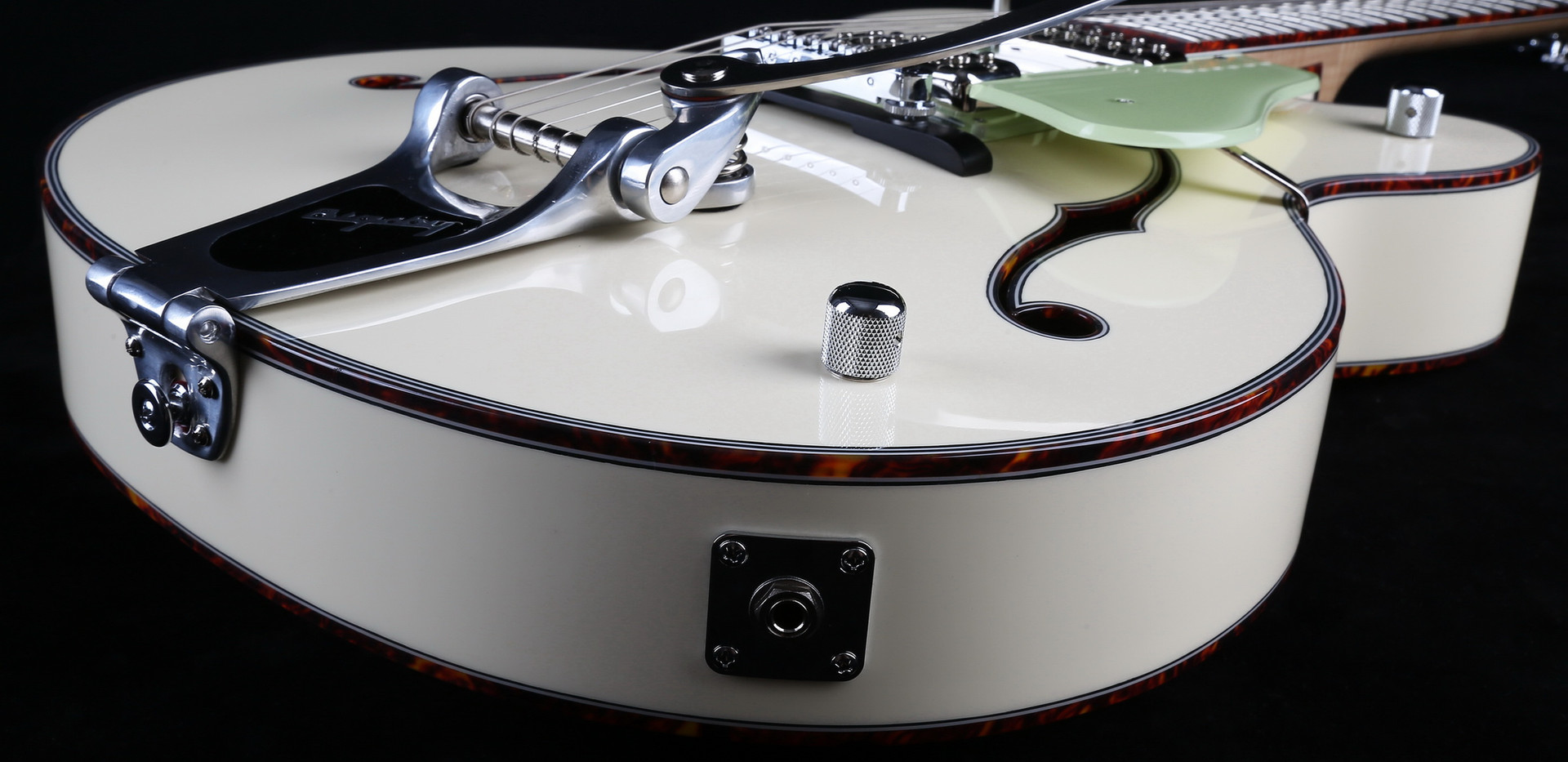 White Archtop