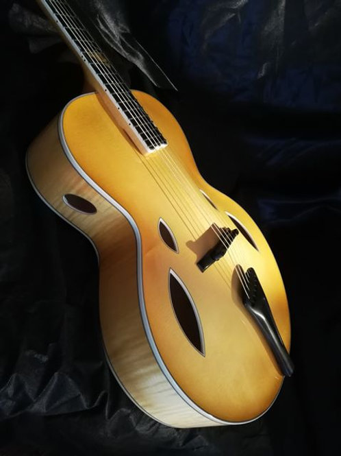 "Erman Guitars 16"" Acoustic Archtop"
