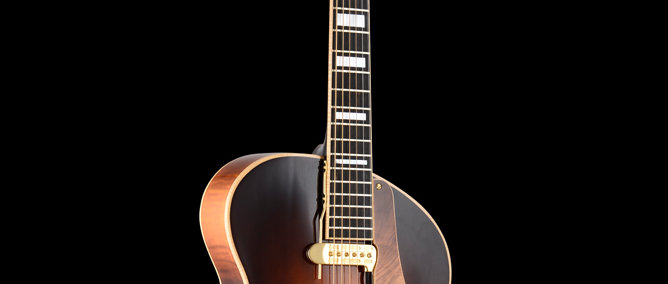 Wout Bosma Classic Archtop