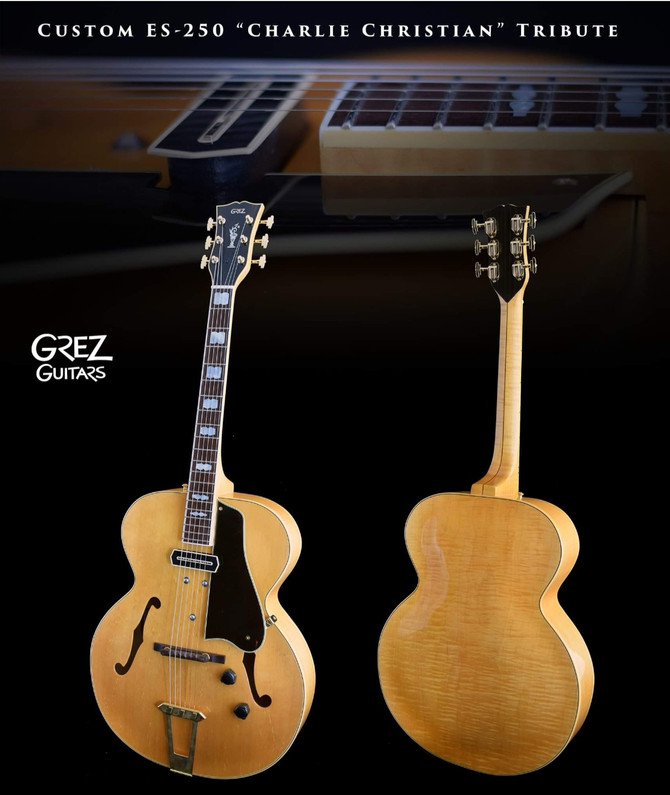 Grez Guitars Customshop