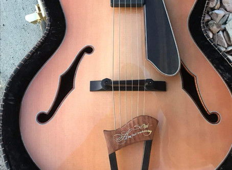 Ribbecke 50th Anniversary Archtop