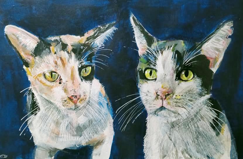 Tigger & Catnis