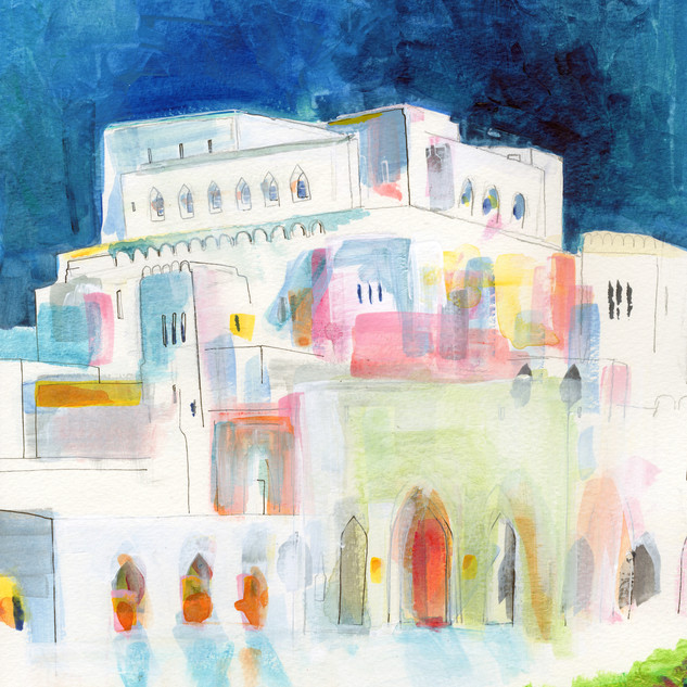 'Royal Opera House, Muscat'