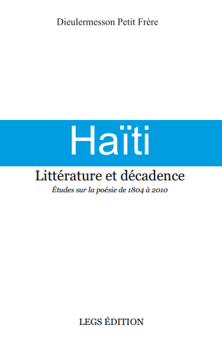Haïti : littérature et décadence