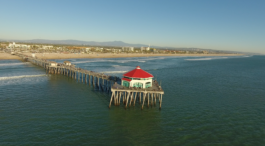 Orange County drone photography