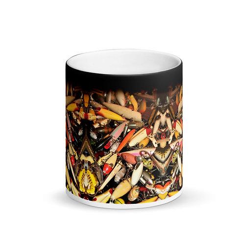 A-Luehr-Ing Matte Black Magic Mug