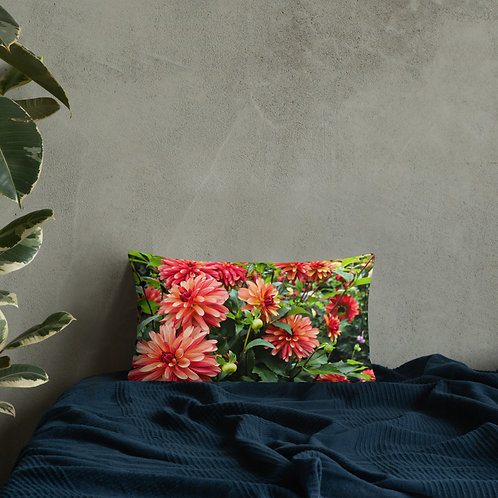 Basic Pillow-Dahlia