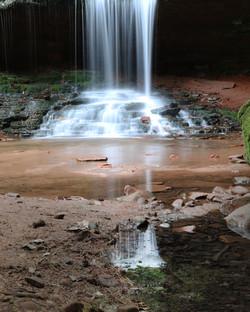 Reflect Waterfall