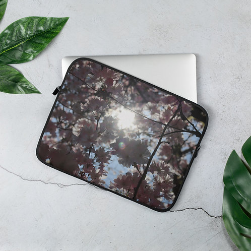 Laptop Prunus Sleeve