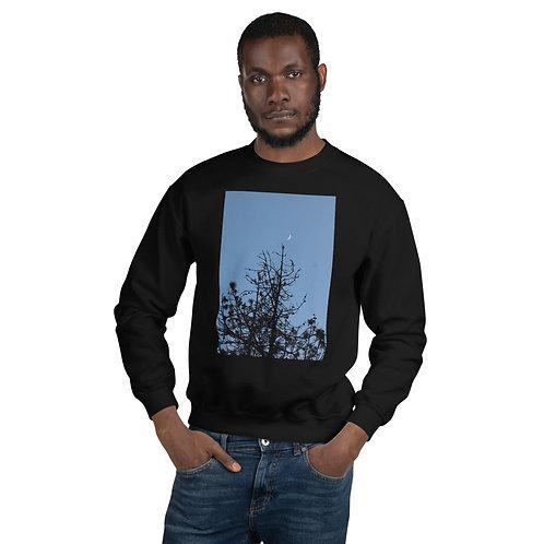 Unisex Moon Sweatshirt