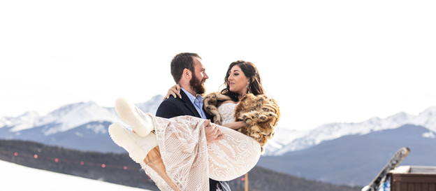 Vail Mountain Elopement | Colorado Wedding Photographer | Brogan Resch Photography
