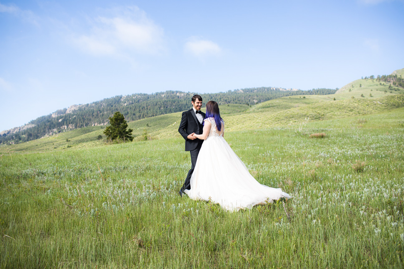 Lory State Park Elopement