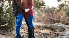 Madeline & Tyler ~ Colorado Engagement Photographer