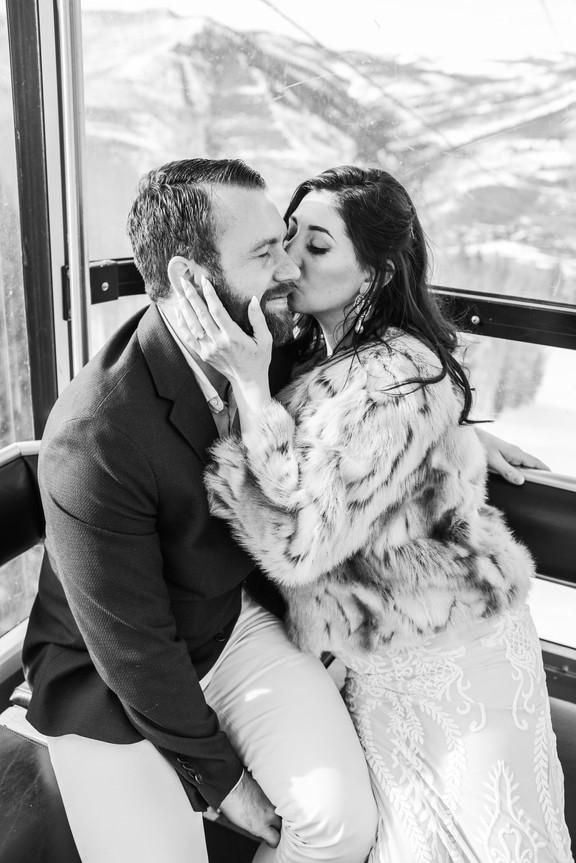Gondola Kisses