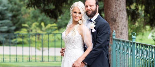Denver City Park Wedding | Colorado Wedding Photographer | Brogan Resch Photography