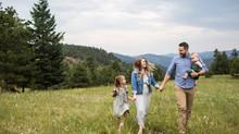 Fall Family Minis | Brogan Resch Photography