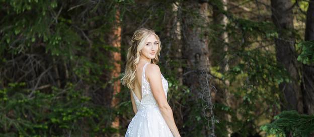 Rocky Mountain Wedding | Colorado Wedding Photographer | Brogan Resch Photography