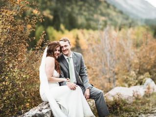 How To Plan A Fall Wedding On A Budget ~ Colorado Wedding Photographer