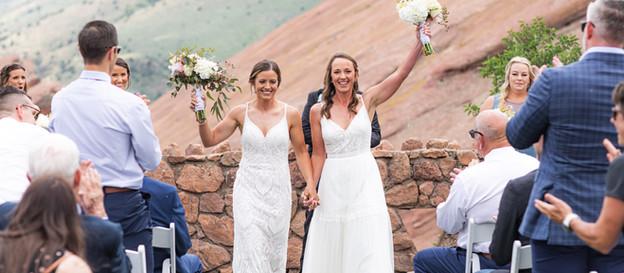 Red Rocks Trading Post Wedding | Morrison Colorado Wedding Photographer | Brogan Resch Photography