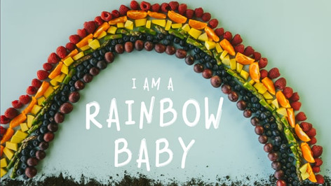 What's a Rainbow Baby?