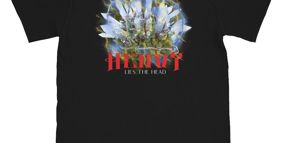 Heavy Lies The Head tee