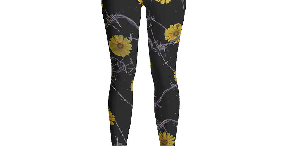Daisy Wire women's leggings