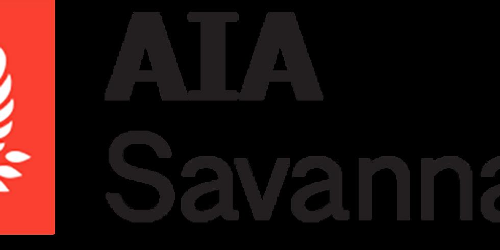 AIA Savannah October Membership Meeting (VIRTUAL)