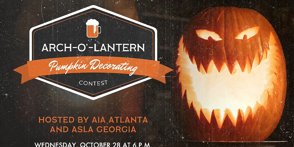 Arch-o'-Lantern Pumpkin Decorating Contest & Social