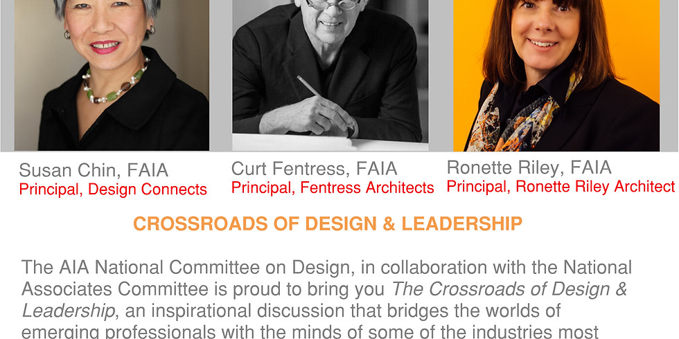 The Crossroads of Design and Leadership