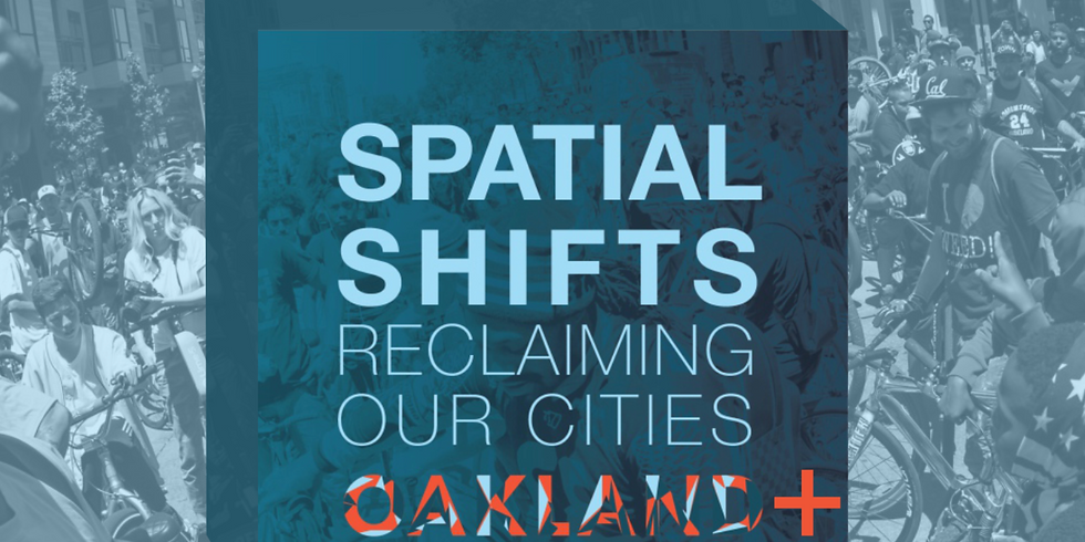 2020 NOMA Conference: SPATIAL SHIFTS, Reclaiming Our Cities