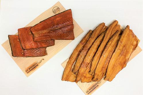 Smoked Fish Sampler