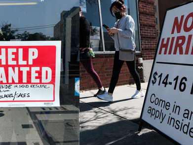 Now Hiring: Causas y posibles consecuencias de la crisis laboral en Estados Unidos